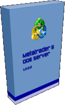 Metatrader 5 DDE Server